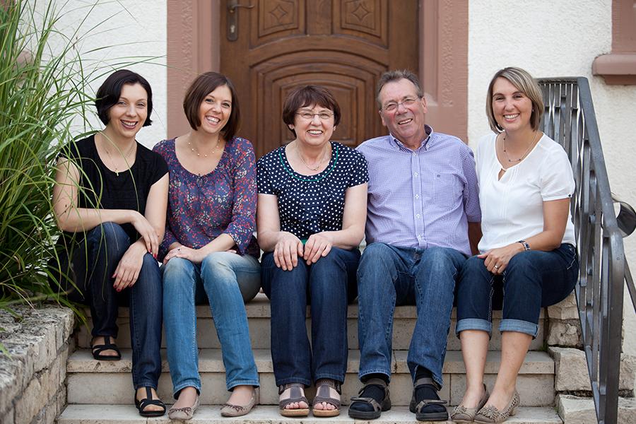 Winzerhof Greif Familie