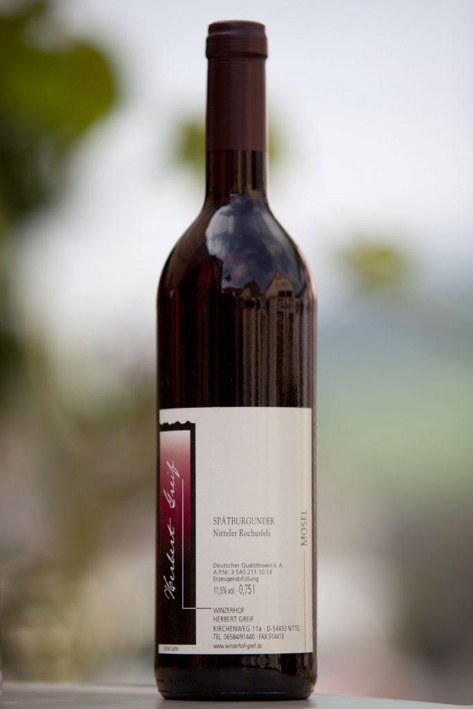 Winzerhof Greif - Rotwein